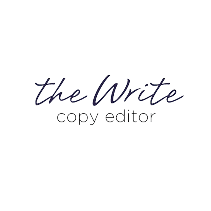 The Write Copy Editor