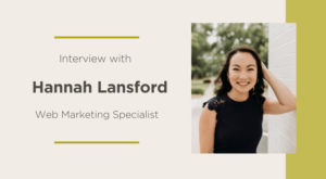 Wild Web Women Interview with Hannah Lansford