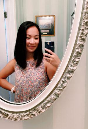 Summer haircut